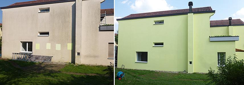 Renovation Malergeschaft Raume Streichen